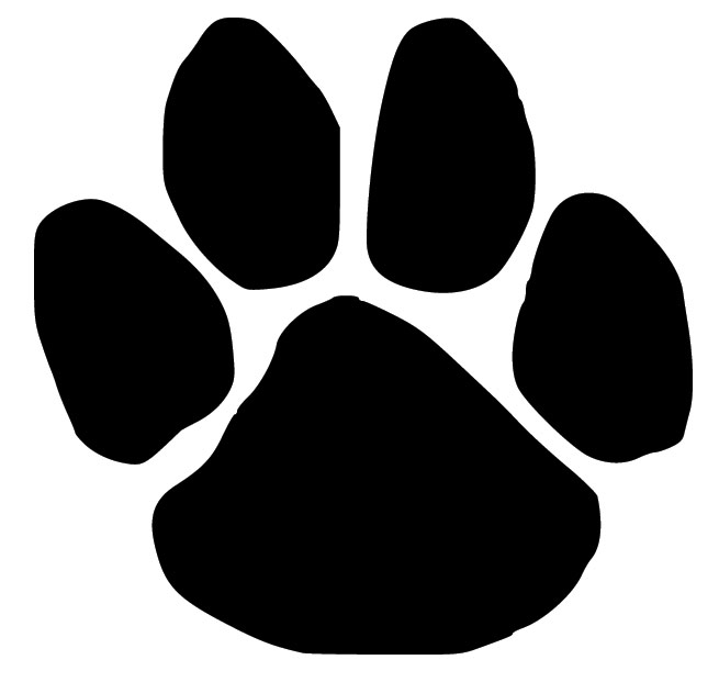 paw print dog klise thegreaterchurch co rh klise thegreaterchurch co dog and cat paw prints clip art dog paw print clip art vector